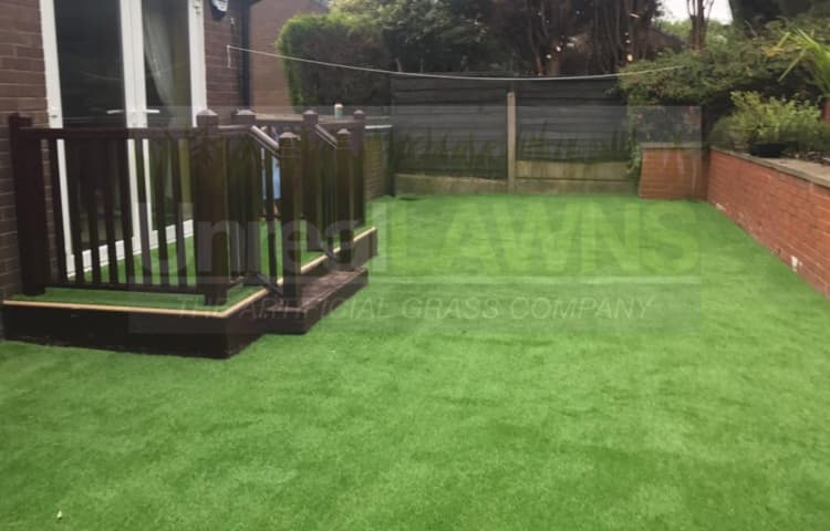 Can Artificial Grass Be Laid on Decking?