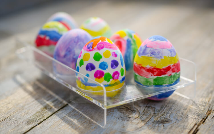 Create Your Own Garden Egg Hunt This Easter