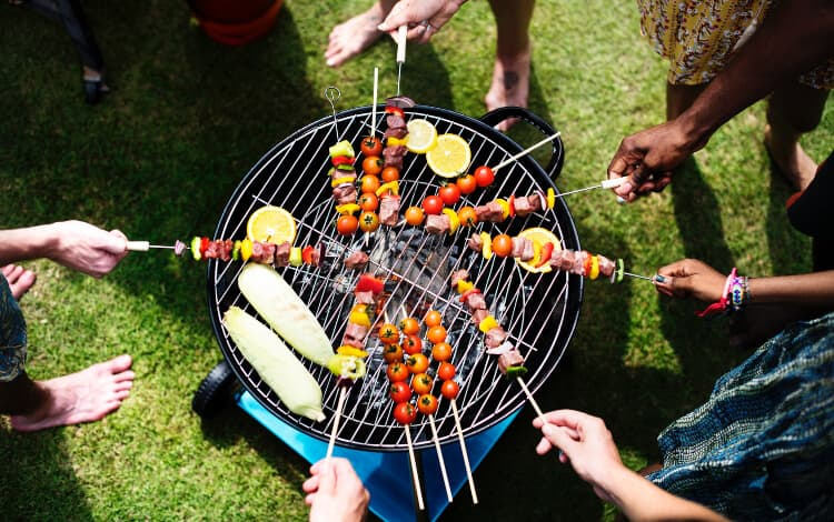 Can I Barbecue on My Artificial Grass?