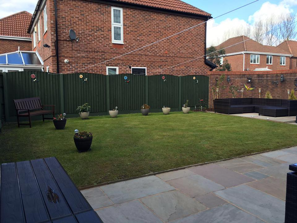 Artificial Grass Astley