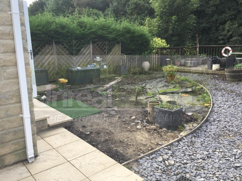Artificial Grass Installation in Halifax