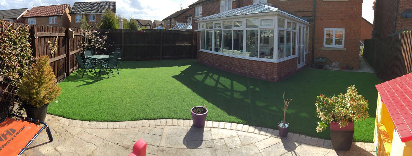 Artificial Grass in Moston