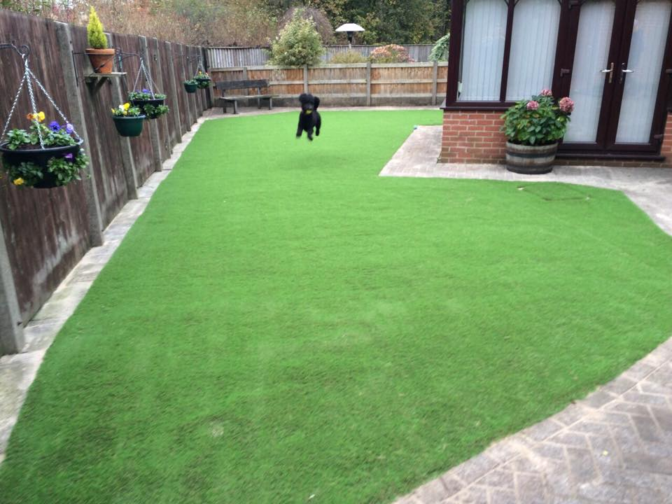Artificial Grass Trafford