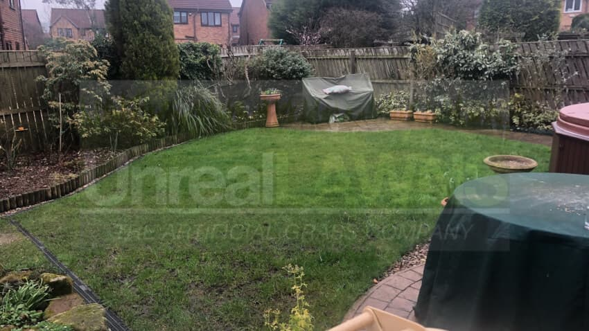 Artificial Lawn Installation Bolton