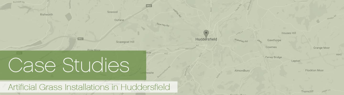 Artificial Grass Huddersfield Case Studies