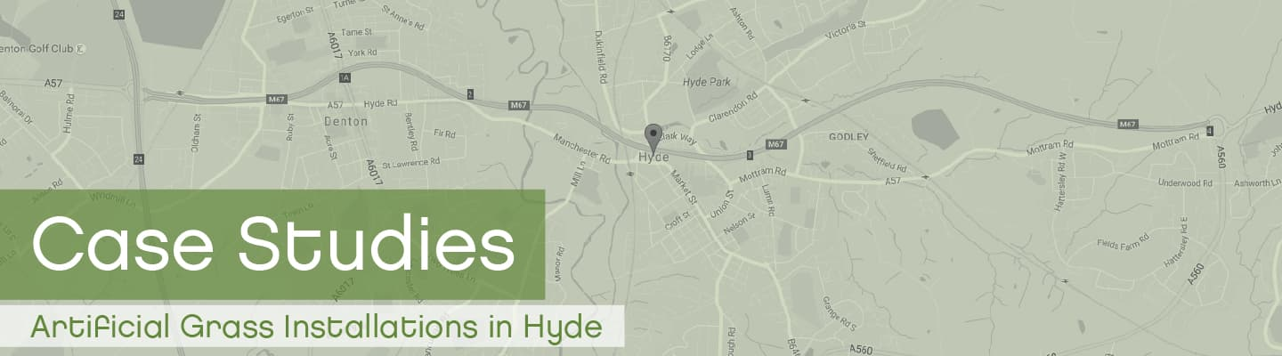 Artificial Grass Hyde Case Studies