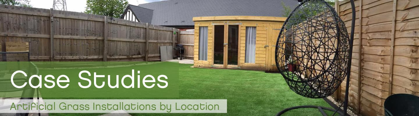 Artificial Grass Case Studies