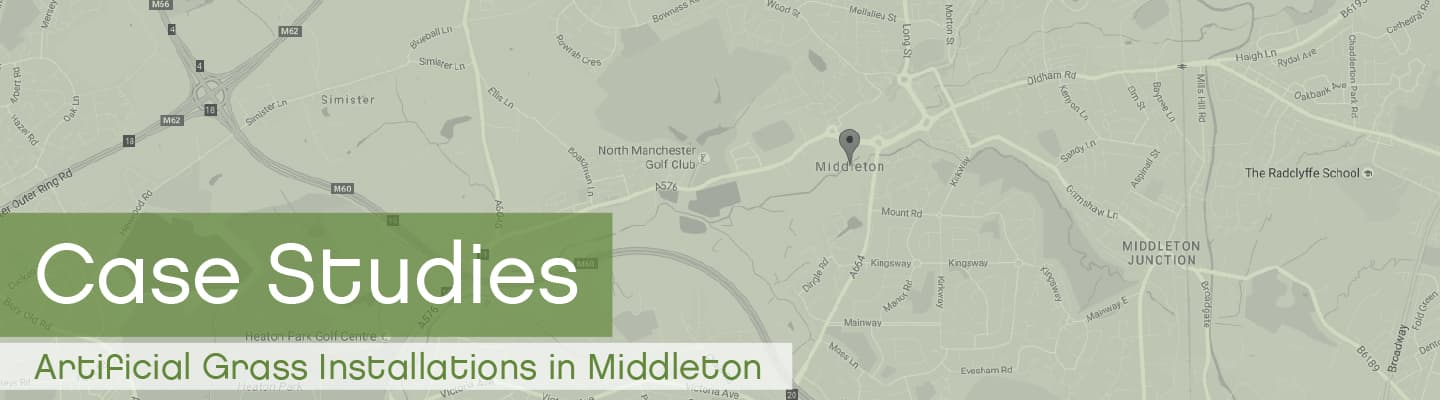 Artificial Grass Middleton Case Studies