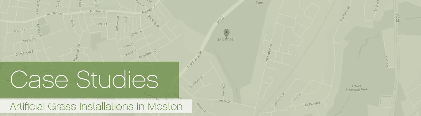 Artificial Grass Moston Case Studies