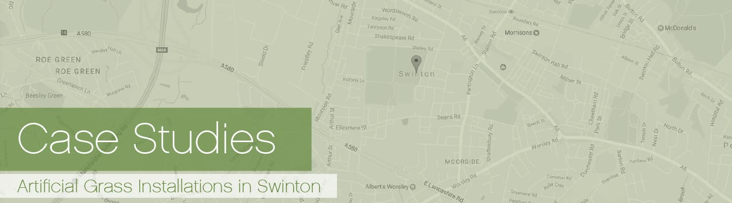 Artificial Grass Swinton Case Studies