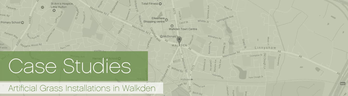 Artificial Grass Walkden Case Studies