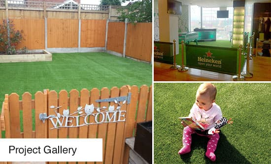 Unreal Lawns - The Artificial Grass Company Project Gallery