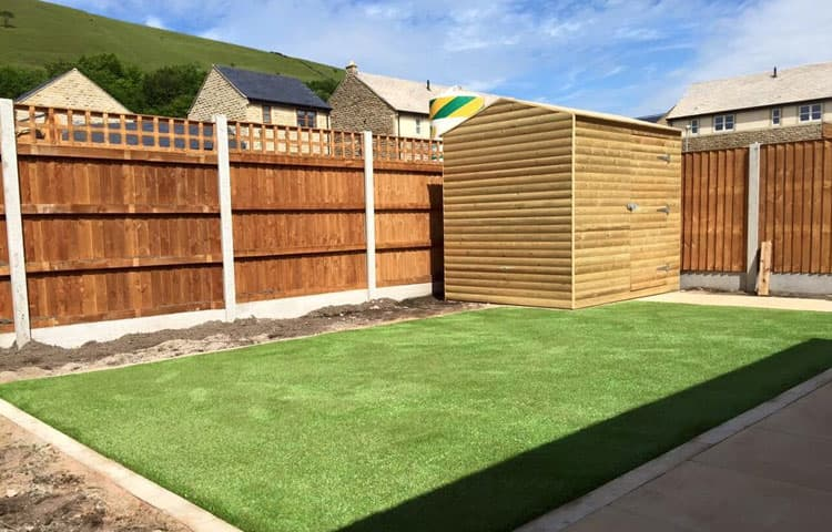 Artificial Grass in Shaw